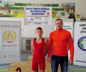Międzywojewódzkie Mistrzostwa Młodzików w zapasach styl klasyczny