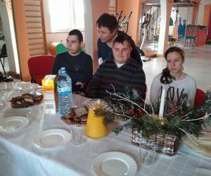 Spotkanie mikołajkowo -integracyjne w Benjaminie