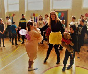 Zabawa Karnawałowa klas młodszych