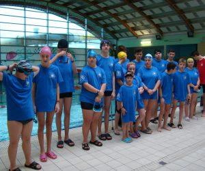 """Mistrzostwa Województwa w pływaniu """"Sprawni Razem"""""""