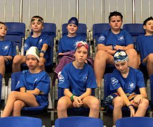 Integracyjne zawody pływackie