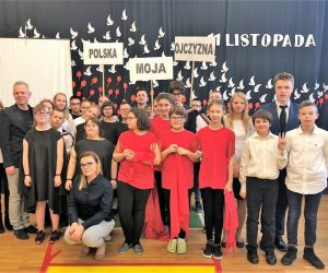 Obchody z okazji 100 –  lecia  odzyskania przez Polskę niepodległości