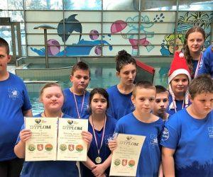 Mistrzostwa Województwa w pływaniu