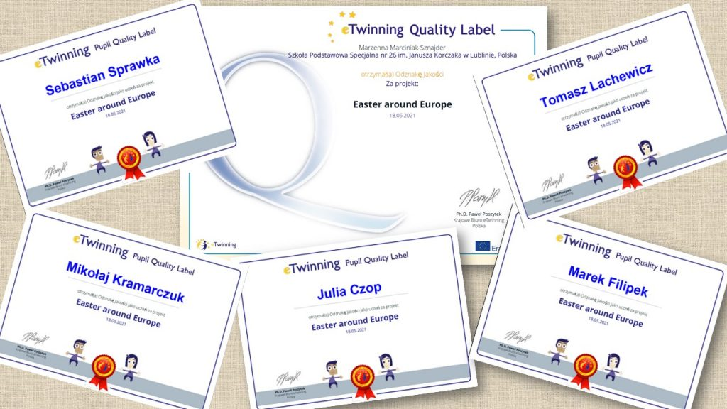 Quality Label SPS26 Lublin