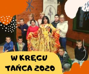 """Projekt """"…w kręgu tańca 2020…"""""""