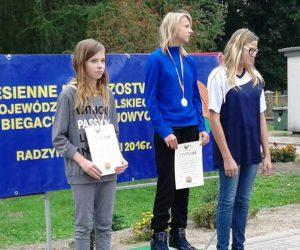 """Mistrzostwa Województwa """"Sprawni Razem"""" w Biegach Przełajowych"""